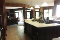 HAAS Kitchen Cabinets and Kitchen Remodel Brecksville Ohio