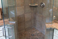 Brecksville Ohio bathroom remodeling