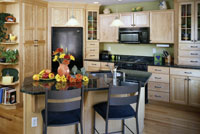 HAAS Kitchen Cabinets, Shakertown