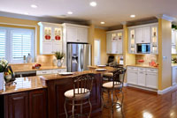 HAAS Kitchen Cabinets, Hampton