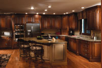 HAAS Kitchen Cabinets, Monticello