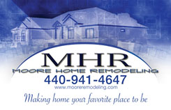 Moore Home Remodeling Bay Village Ohio Home Construction Contractors